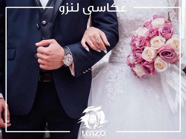 آشنایی با نکات مهم عکاسی عروس و داماد