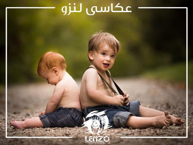 5 نکته ضروری هنگام عکاسی کودکان را بدانید