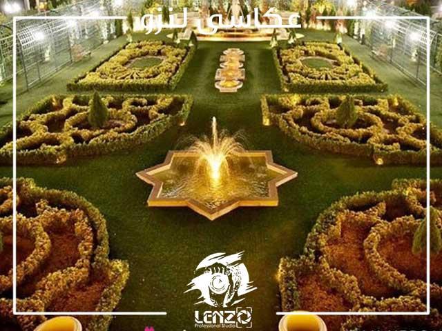 باغ و عمارت عکاسی در تهران