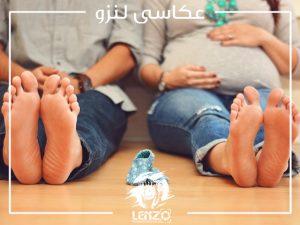 بهترین ژست برای عکاسی بارداری