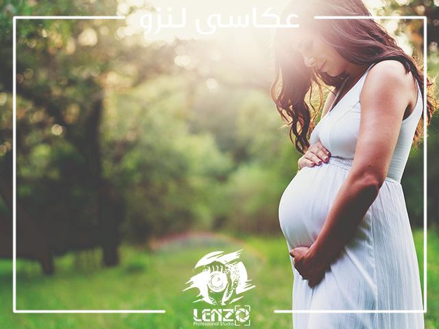 7 ایده طلایی برای ژست عکاسی بارداری