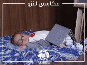 ایده های برای عکاسی نوزاد و کودک در منزل، آتلیه عکاسی نوزاد پسر و دختر در منزل