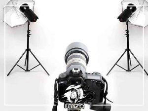 فلش استودیویی برای عکاسی