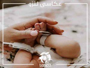 نکات و آموزش عکاسی نوزاد