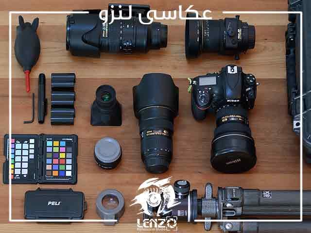 تجهیزات عکاسی