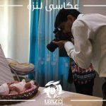 مدل عکاسی نوزاد در بیمارستان