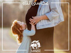 عکس پروفایل بارداری ماه دوم