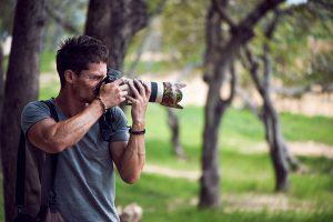 عکاسی در فضای باز و بسته
