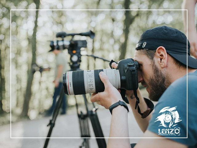 خدمات عکاسی شامل چه چیز هایی می باشد؟